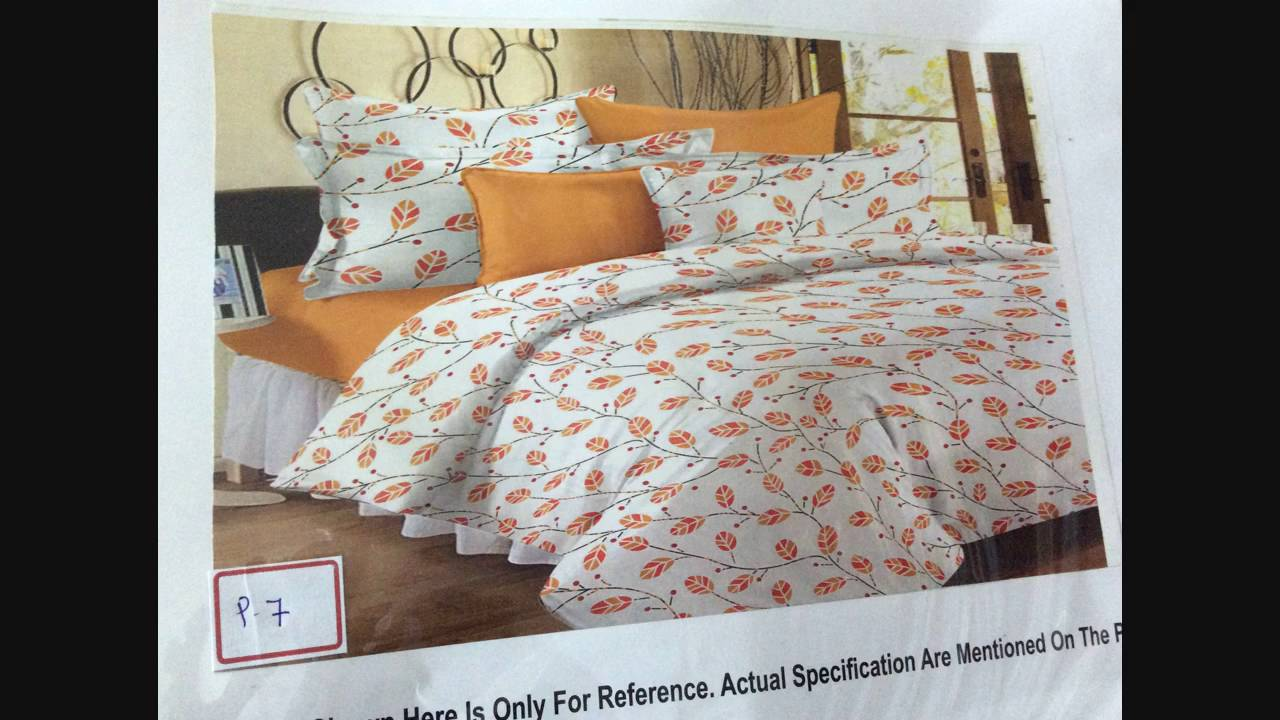 Charming Buy Bundle Of 5 Cotton Printed Bedsheet At Wholesale Price
