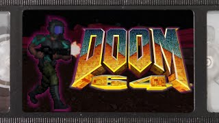 Doom 64 Review: The Forgotten Classic