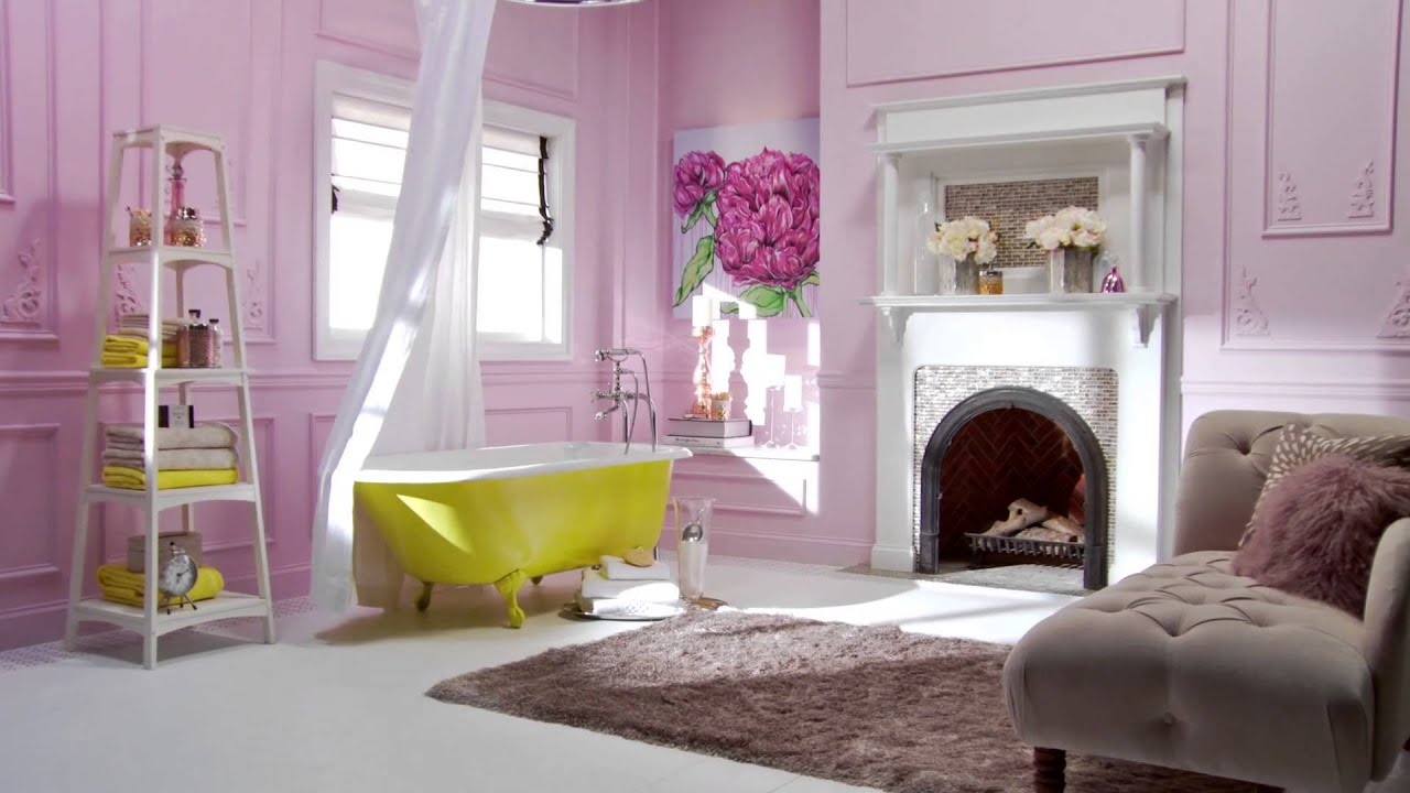 BEHR 2015 Color and Style Trends - YouTube