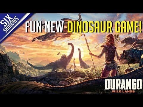 NEW DINOSAUR MOBILE GAME! | Durango: Wild Lands (Part 1 - Intro & Basics)