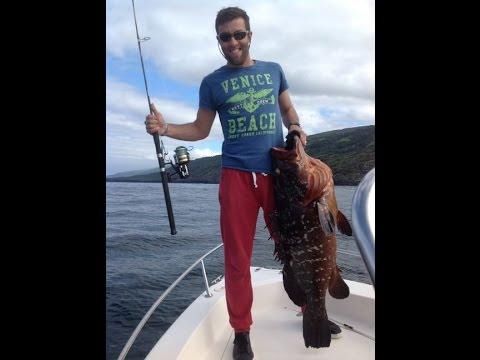 Azores Fishing Pico Island