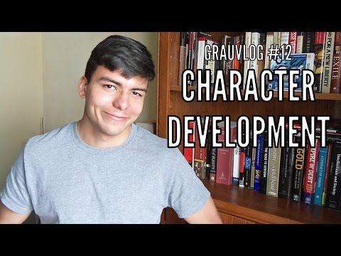 How to Write Original Characters | Grauvlog #13