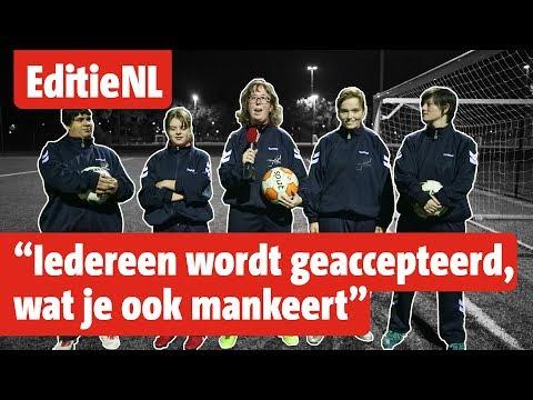Gezocht: vrouwen voor eerste dames G-voetbalteam van Nederland - EDITIE NL