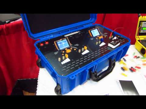 Progressive RC Battery Chargers - 2016 International Drone Expo, Los Angeles, CA