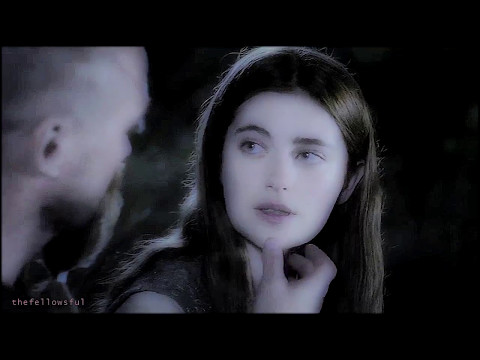 [The Last Kingdom S2] Erik & Aethelflaed~I Will Remember You