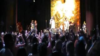 On your own time (write on) Gym Class Heroes Club Nokia 6/17/11