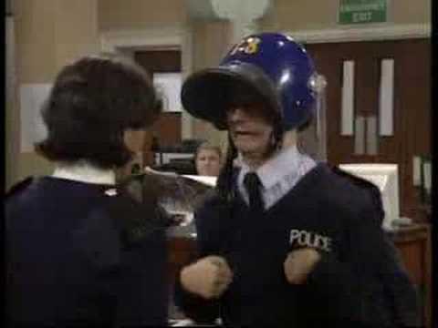 James Dreyfus as Constable Goody