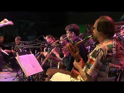 Maria Schneider Orchestra Jazz a Vienne 2008 Hang Gliding 1/2