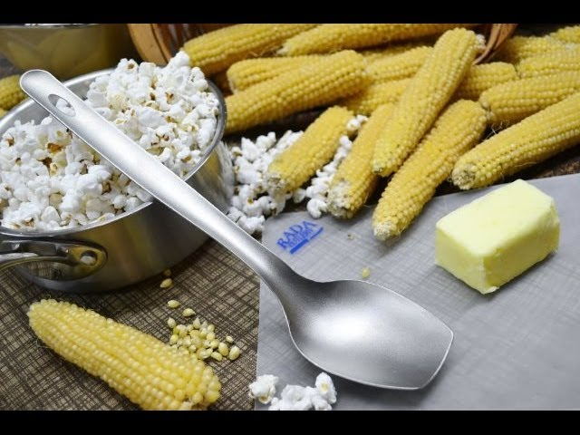 How To Make Real Homemade Popcorn In A Pan Video Radacutlery You