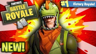 *NEW* LEGENDARY REX SKIN! SKINS! 445+ WINS || 9,200+ KILLS || TOP FORTNITE (Fortnite Battle Royale)
