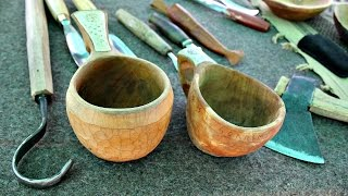 How To Carve A Kuksa - Paul Adamson