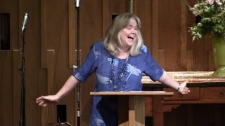 "Rev. Karen Lindvig Sermon ""Pure Imagination""—Seattle Unity Church—02-15-2015"
