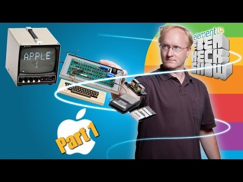 Ben Heck's Apple 1 Replica Part 1