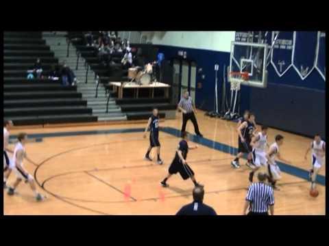 Middletown High School South Boys Basketball vs. Mater Dei