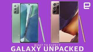 Samsung Galaxy Unpacked: What to expect