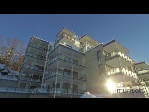 Til salgs. Ny leilighet i 3 etg, med stor balkong, sjøutsikt, solrik og mulighet for båtplass.