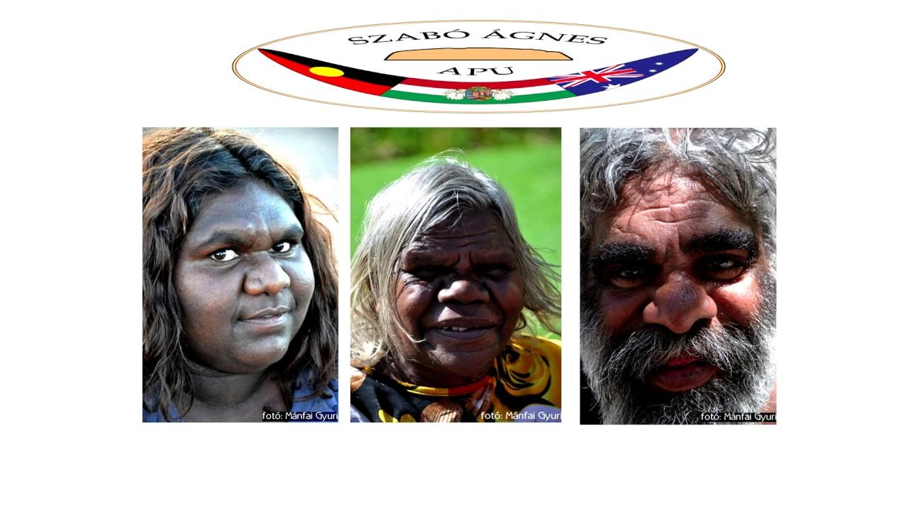 ausztrál őslakos látás