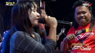 SATU HATI SAMPAI MATI SANTI THREE X LIVE BULUNGAN - WEDDING MITA & ASLORI