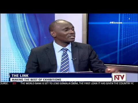 NTV THE LINK: Making the best of exhibitions