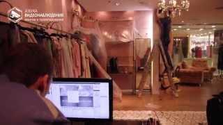 установка системы видеонаблюдения(Установка системы видеонаблюдения в магазине элитной женской одежды. Как правильно расставить видеокамер..., 2014-12-10T16:18:32.000Z)