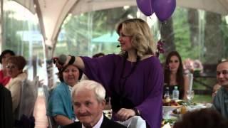 Ведущая на свадьбу юбилей корпоратив Марина