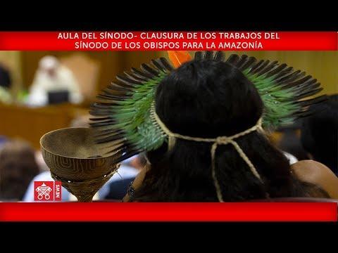 Documento final del Sínodo Amazónico
