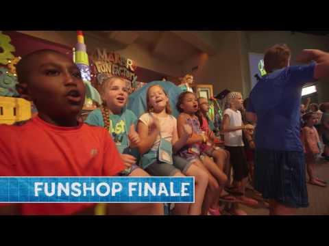 Funshop Finale at Maker Fun Factory | Group VBS 2017