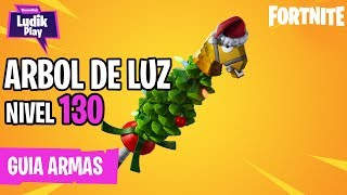 ARBOL DE LUZ, THE SUBSTITUTE OF THE CRIPTON'S SPACE! FORTNITE SAVE THE WORLD SPANISH GUIDE