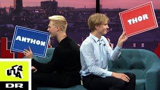 Citybois ryg til ryg spørgsmål |Sofie Linde Show | Ultra