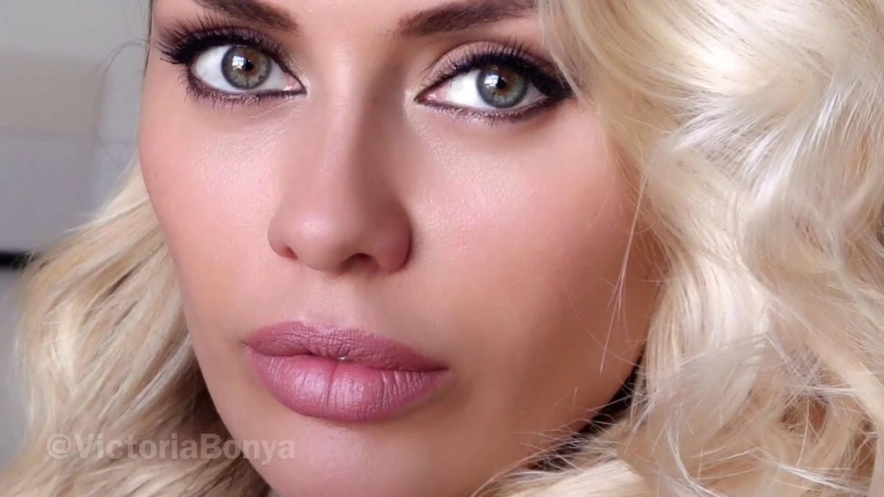 Как сделать глаза больше макияж