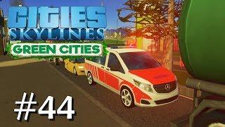 CITIES SKYLINES: Green Cities #44: Wir brauchen mehr Brücken [Let