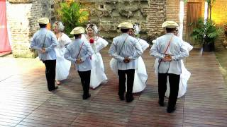 Baile La Denesa Proyecto Folclore