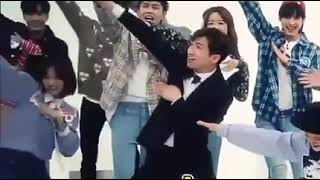 JR spotted on weekly idol preview!!
