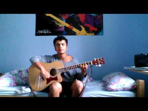 Kontra k- an deiner Seite guitar cover