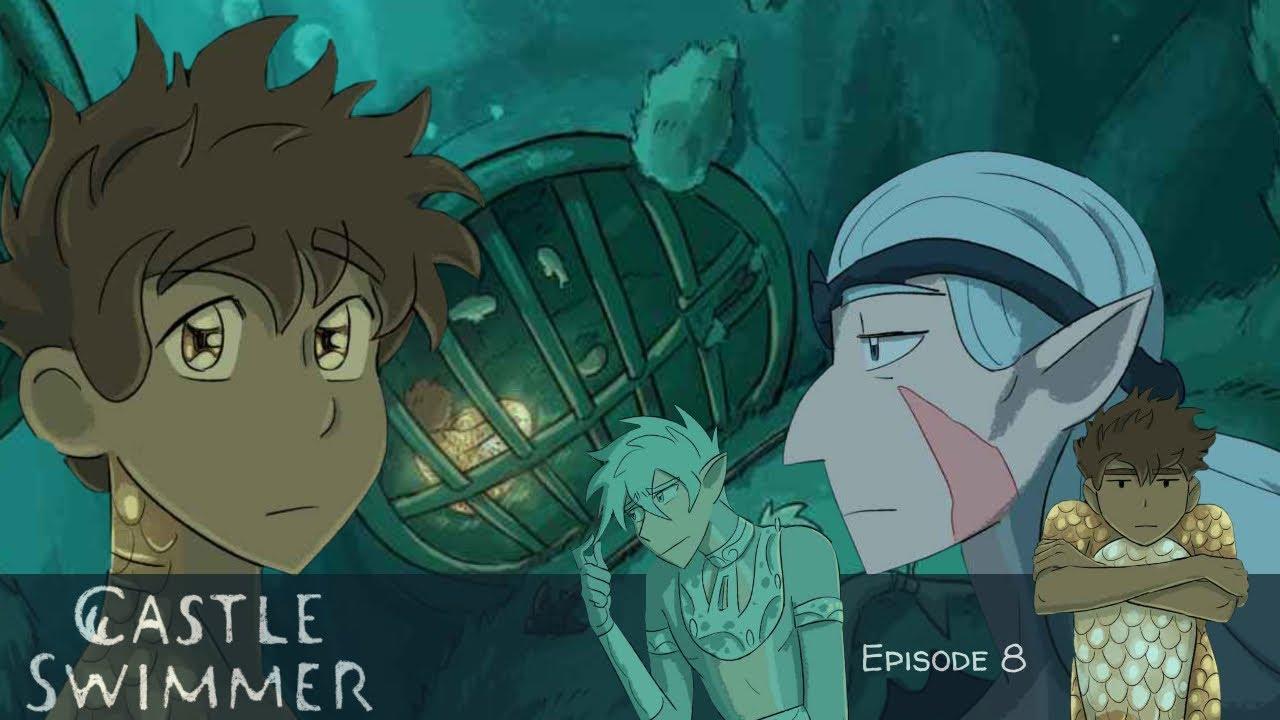 Castle Swimmer | Episode 8 (DUBBED)
