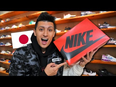 Download I CAN'T BELIEVE I FOUND THESE SNEAKERS SITTING IN JAPAN!