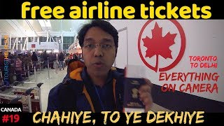 I did this & AIR CANADA PAID ME 800 Dollars (41,000 Rs)