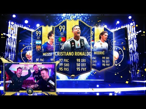 FIFA 19: Die LETZTE TOTY PACK OPENING ESKALATION mit NOHANDGAMING !!