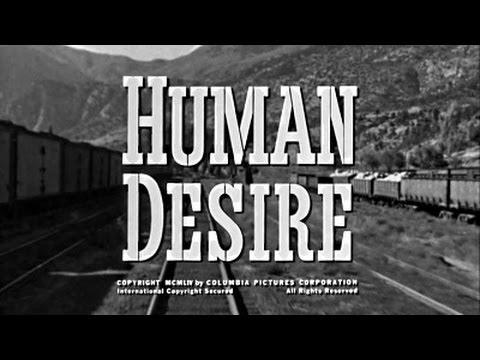 Human Desire (1954) - Trailer