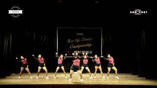 LSR Dance Society - Lady Sri Ram College For Women | Rev Up Dance Championship 2019