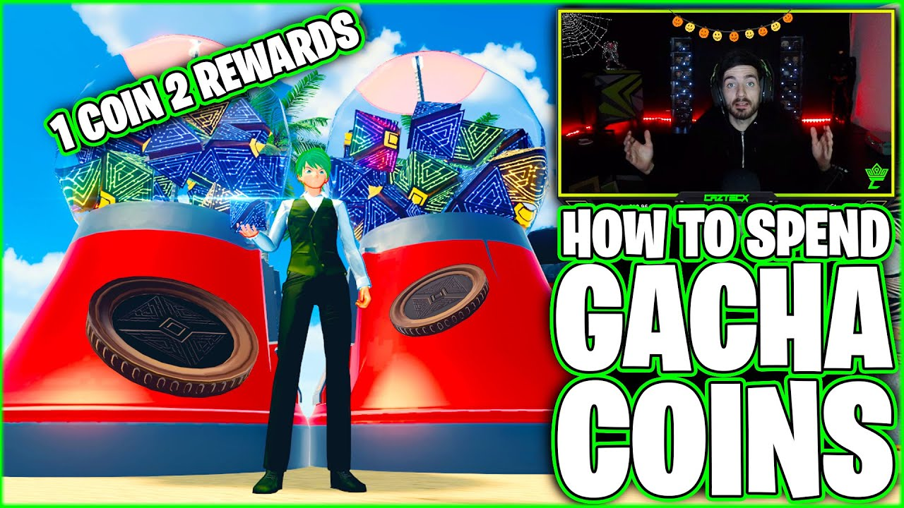 Download How to use Gacha Coins / 1 Coin, 2 Rewards Trick   Craftopia Guide