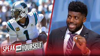 Cam's only issue is his physical health, he's still a top 5 QB — Emmanuel Acho | SPEAK FOR YOURSELF