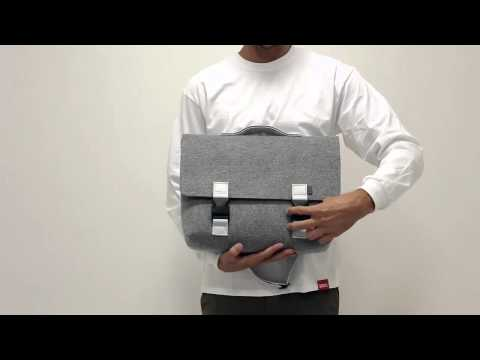 MOVESHOP - M.R.K.T. Kel Borsa Tracolla Elephant Grey