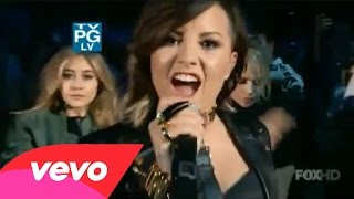 Demi Lovato - Really Don't Care ft. Cher Lloyd (Live at Teen Choice Awards 2014)