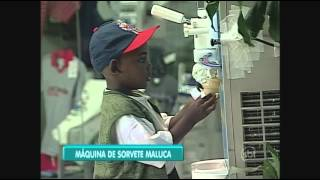 Câmera Escondida   Máquina De Sorvete Maluca   Pegadinha