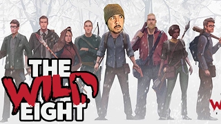 "THE WILD EIGHT #2 ""CREANDO AL SUPERVIVIENTE DEFINITIVO"" 
