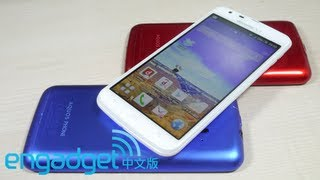 sharp aquos phone zeta sh 06e 動手玩 國語   engadget 中文版