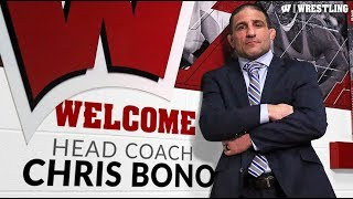 Welcome Wisconsin Wrestling Head Coach Chris Bono