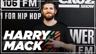 Harry Mack On Debut Album 'Contents Under Pressure' + Freestyles On The Spot TWICE