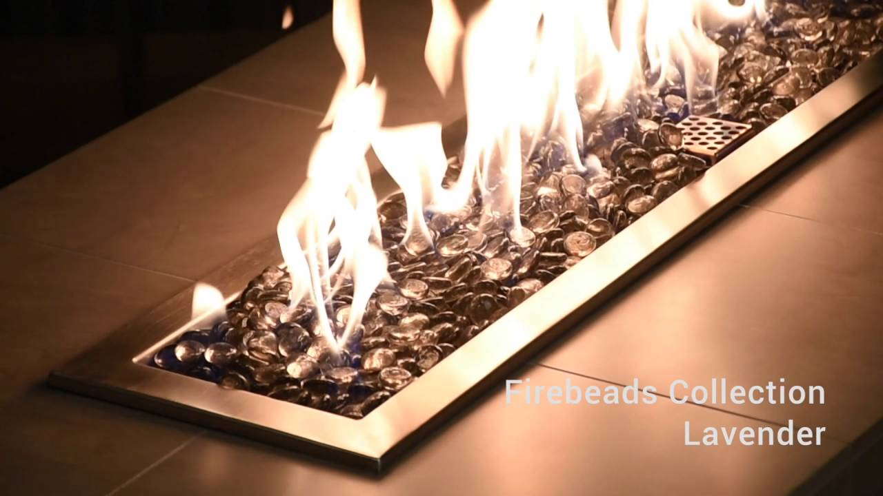 lavender fire beads youtube